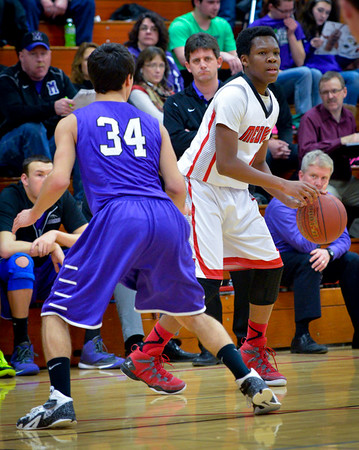 Boys V vs Mosinee Jan 20 2015
