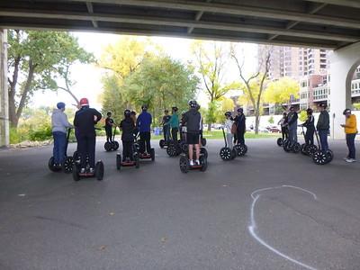 Minneapolis: Oct 15, 2016 (2:30) DE LASALLE.