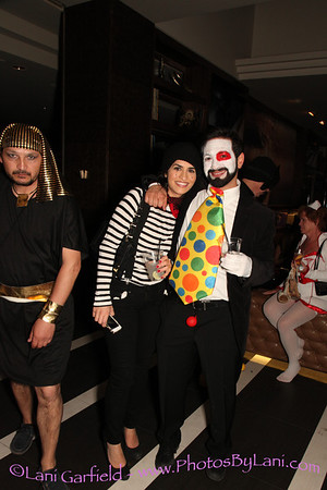 BB's Halloween Party at Hard Rock Hotel with Troup Productions 10/31/13