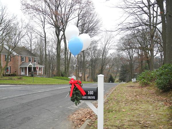 Walker's Homecoming Dec. 16, 2012