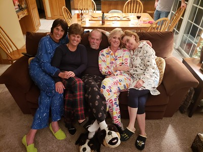 NYE Pajama Party