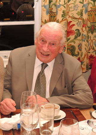 Ron Ratcliffes 90th Birthday