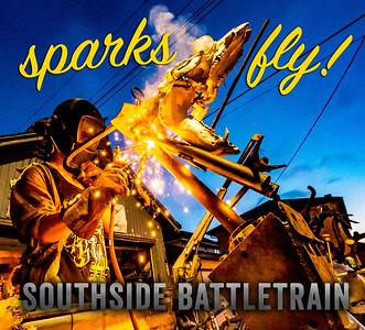 SSBT Sparks Fly