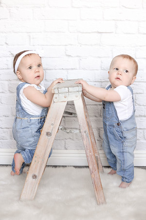 Otto and Elsie 1 yr