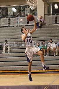 Basketball varsity boys Dec 6 2013