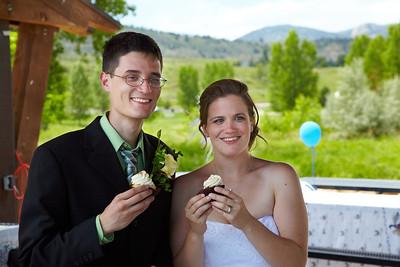 Alex & Jess Wedding Reception