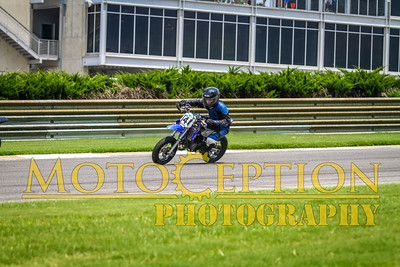 Race 1 - Grom Cup, Minis