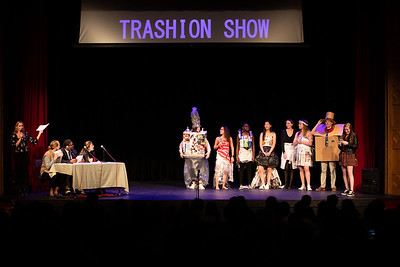 11/20/19: Trashion Show 2019