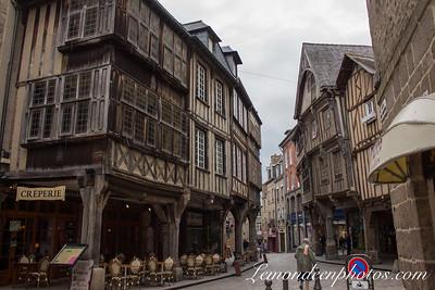 Dinan - La Ville Médiévale