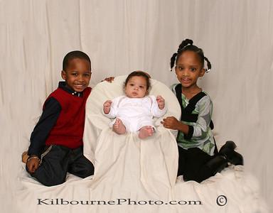 Jones Grandchildren