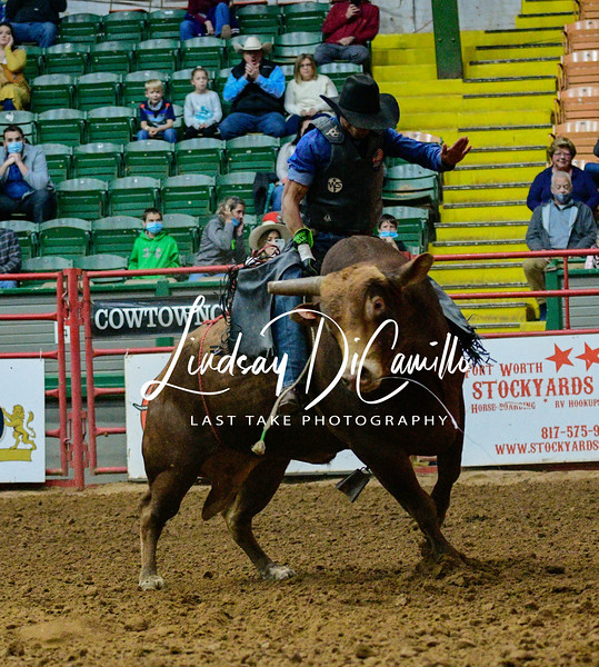 Oct. 30Th Fort Worth Stockyards Rodeo