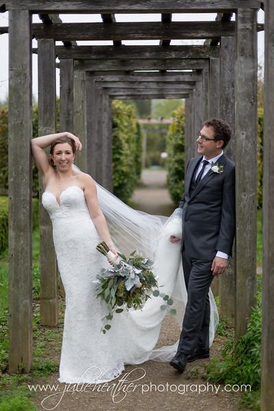 Lisa & Peter Hulley Cambridge Mill Wedding October 2018