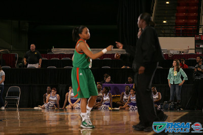 FHSAA 2011 Girls Basketball Finals