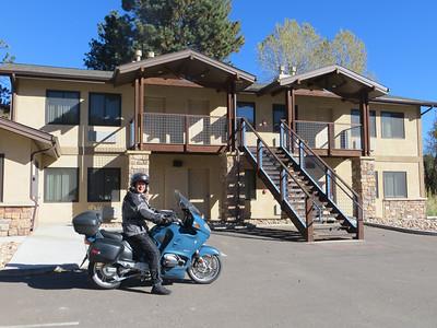 Carol & Jeff go to Estes Park-Oct 2013