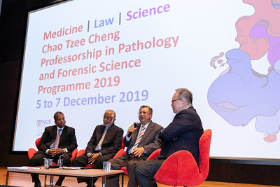 Prof Chao's Visiting Professorship Programme 2019