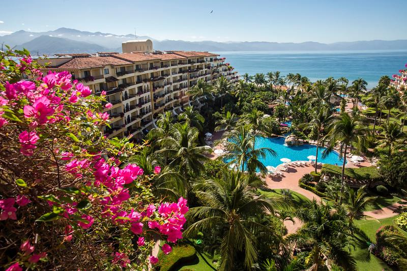Garza Blanca Resort in Puerto Vallarta, Mexico