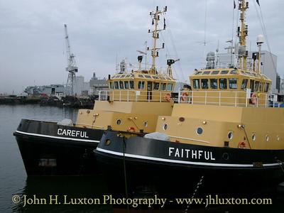 Ships - Pilot , Tugs & Port Service Vessels
