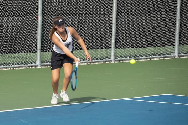 2021.09.16 Emmylou Tennis Katy school