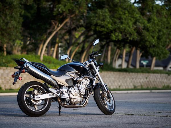 2006 Honda CB599