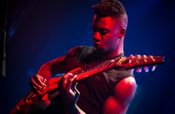 Animals as Leaders @ Club Soda 01.12.2014