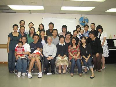 梁姑娘歡送會(2008年6月28日)