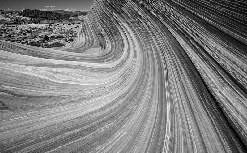 The Wave! Sony A7RII ! Coyote Buttes in the Paria Canyon-Vermilion Cliffs Wilderness of the Colorado Plateau! Dr. Elliot McGucken Fine Art Landscape and Nature Photography