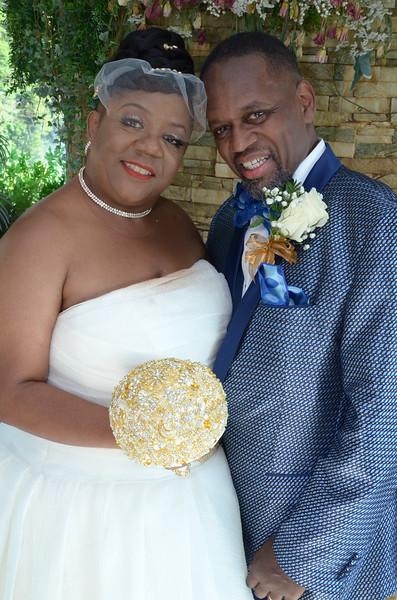 Mr. & Mrs. McGriff