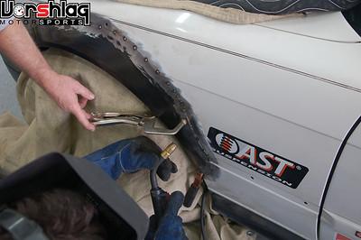 BMW E36 flare options