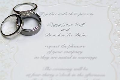 Peggy and Brandon Wedding