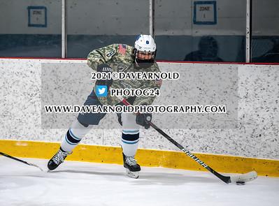 2/6/2021 - Boys Varsity Hockey - Watertown vs Wilmington