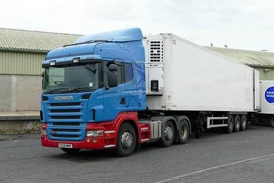 Lorries September 2018