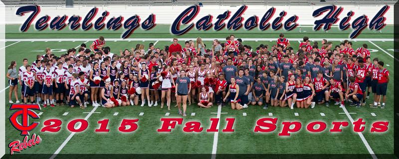 2015 Fall Sports Panos