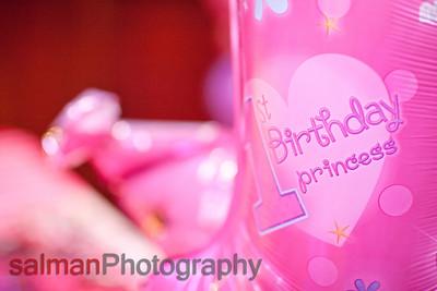 Sanvi's Birthday