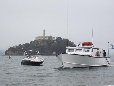 2011 Alcatraz Swim with the Centurions