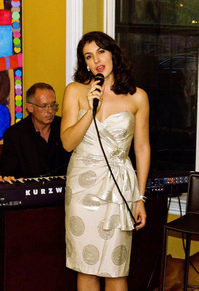 Ovarian Cancer National Alliance Junior Committee Harlem Jazz & Cabaret Fundraiser