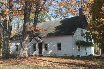 1 Springtown - Daniel Dubois, Jr. Abraham Dubois House