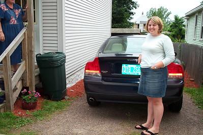 Zach's trip to Grandma & Grandpa's -- June & July 2005