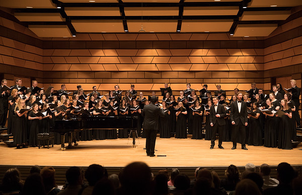 CSU Spring Choral Showcase 2019