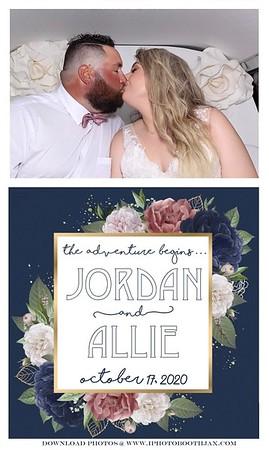 Allie + Jordan
