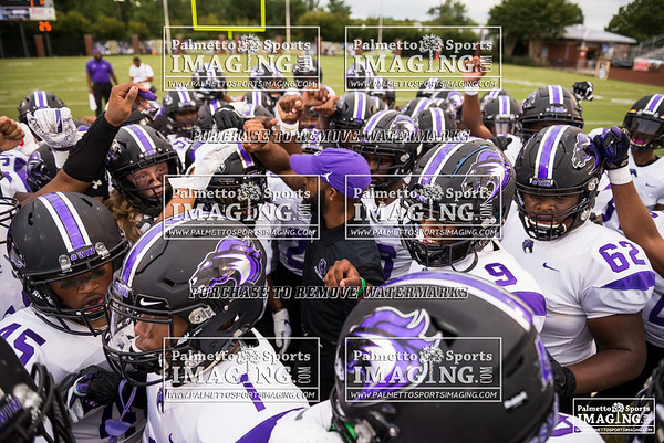 8-26-19 Ridge View Varsity Football vs Blythewood