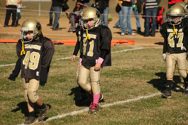 11-10-12 Pee Wee Vs Oak Hill Playoff