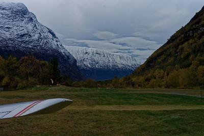 Flying To Sunndalsøra-Vinnu Oct 2020