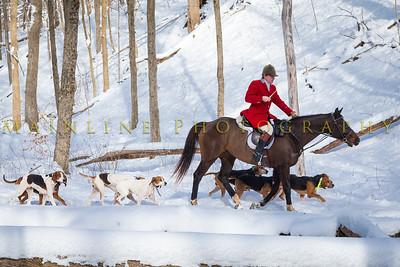 2020 Sewickley Hunt December 19  snow