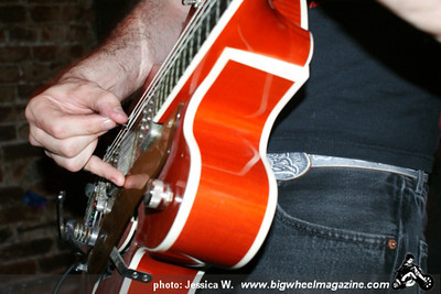 Hands Like Bricks - Battle Flask - The Bombpops - Your Arsenal - Dudes Night - Majorelle - at Old Town Pub - Saturday October 1, 2011