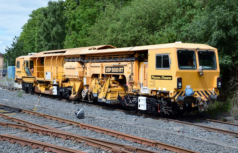 Ballast Regulator at Lisburn 3 June 2019