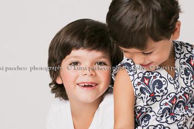 Samuel y Alejandro