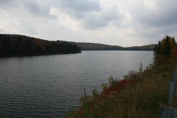 Day 6: Brewer Lake, Algonquin Park - 3 October 2006