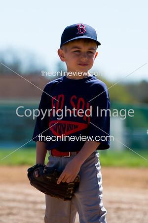 MVRC Red Sox  vs Braves 4-1-17