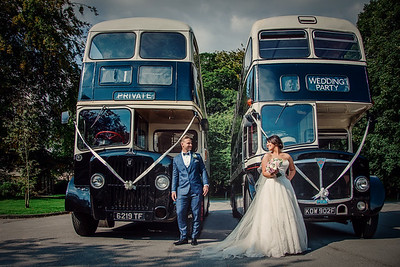 Sneaky Peek of Charlotte and Martyn's Wedding at Aston Hall