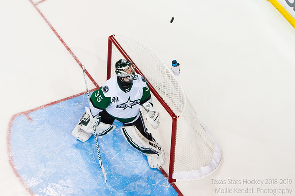 12-07-18 Texas Stars vs Milwaukee Admirals
